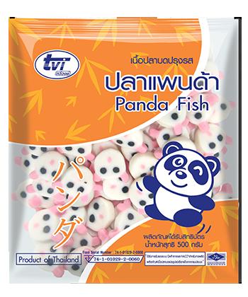 PANDA FISH CAKE-PS